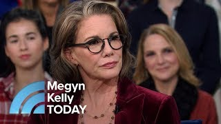 Melissa Gilbert Speaks Out About Alleged Sexual Harassment By Oliver Stone   Megyn Kelly TODAY