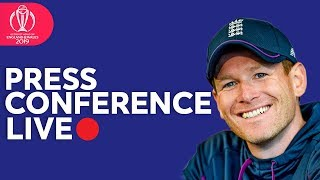 Post Match Press Conference England vs Afghanistan ICC Cricket World Cup 2019