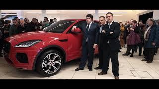 Presentación Jaguar E-PACE