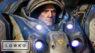 StarCraft 2: MASSING Marines!