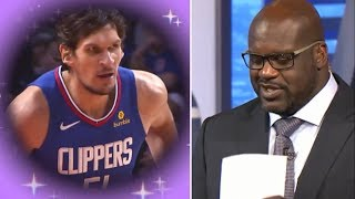 "Shaquille O'Neal: ""Boban Marjanovic is UNTOUCHABLE, he will never be on Shaqtin' a Fool!"""