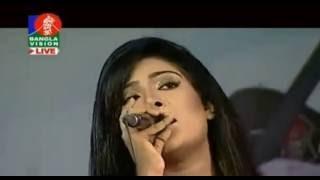 Amar Mon Mojaiya Murshid   Bangla Folk Song   By Bindu Kona