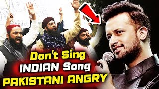 Atif Aslam Sings An INDIAN SONG In Pakistan, What Happened Next Will Make You Angry