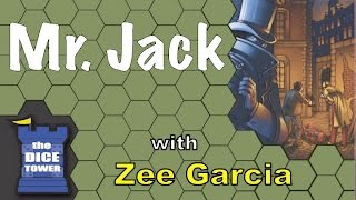 Mr. Jack Review - with Zee Garcia