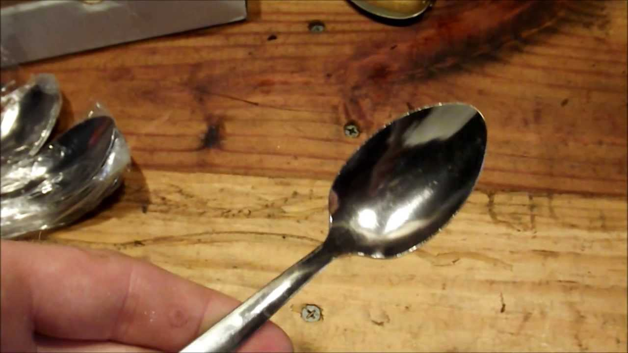 DIY How To Get Cheap Spoons For Spoon Fishing Lures. Under ...