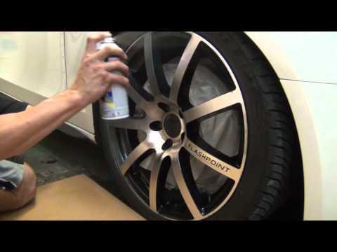 GunMetal Gray Plasti Dip - Wheels and Rims - DipYourCar.com