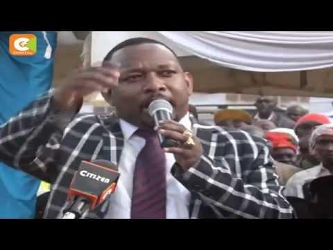 Nairobi Senator says he will join CORD if Musyoka is named its flag bearer