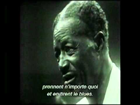 Son House Interview - '...I ain't talking about monkey junk..I am talking about blues!'