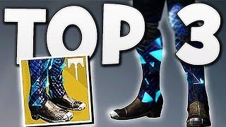 Destiny - TOP 3 EXOTICS SO FAR !!