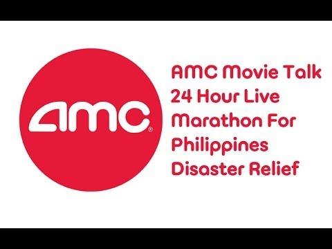 AMC Movie Talk 24 Hour Live Marathon - Part 11