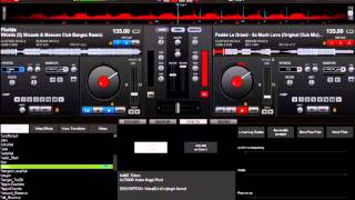 Mix 2012 sur Virtual DJ (N°17) - 100% DanceFloor - [HD]