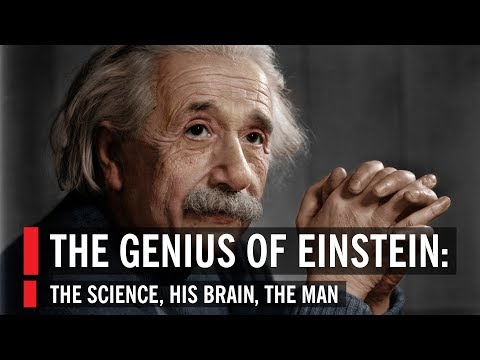 The Genius of Einstein: The Science, the Brain, the Man