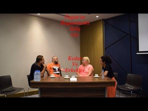 Kzlar ve Erkekler Talk Show