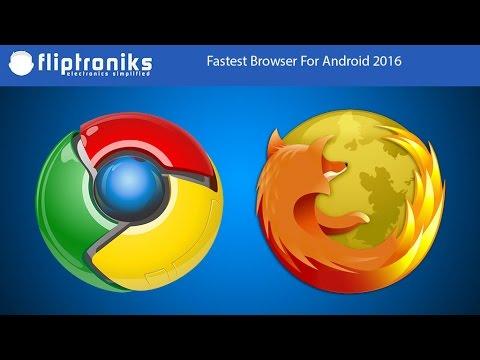 Тест Браузеров Android
