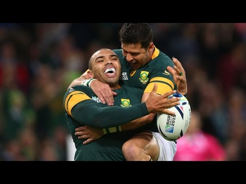 South Africa V Usa Match Highlights And Tries Rugby World