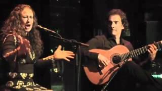 Rosario La Tremendita y Mohammad Motamedi - Qasida. Bienal de Flamenco de Holanda 2011