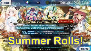 Rolling for Summer Waifus – Are My Rolls Better This Year?