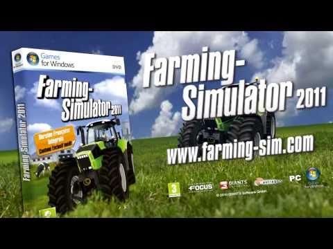 Trailer Ofical: Farming Simulator 2011 França