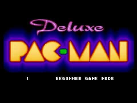 Deluxe Pac-Man - AMIGA