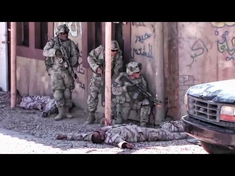 U.S. Army Training Scenarios • Fast Paced & Realistic