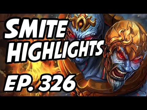 Smite Daily Highlights | Ep. 326 | Incon, XenoTronics, Mattypocket, Deathwalker79, BaRRaCCuDDa