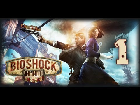 BioShock Infinite #1 Прохождение (Последний шанс)