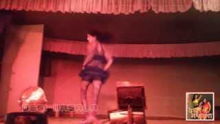 Sexy Girl dancing in Shobha Samrat Theatre at Sonepur Mela 2013