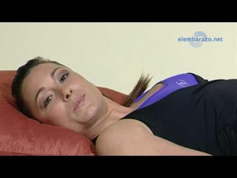 Fortalecer los músculos para el parto Video