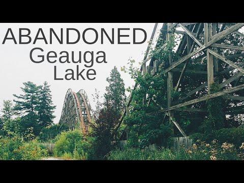 Abandoned - Geauga Lake