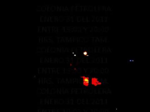 BALACERA TAMPICO ENERO 31 DEL 2011
