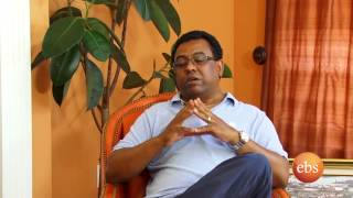 Interview with Geo Thermal Expert Ato Eyobe Eshoweran  ከጅዎተርማል ባለሞያ አቶ እዮብ እሾወራን ጋር የተደረገ ቆይታ