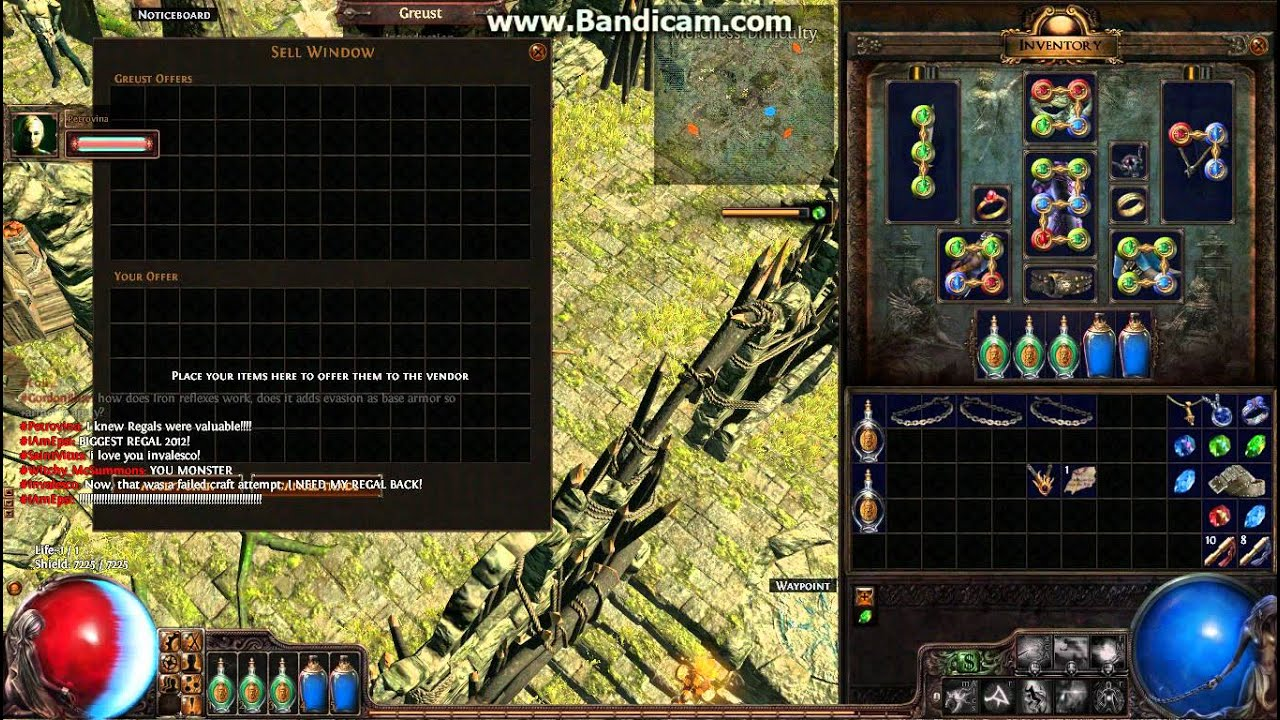 path of exile mirror of kalandra tutorial dispelling