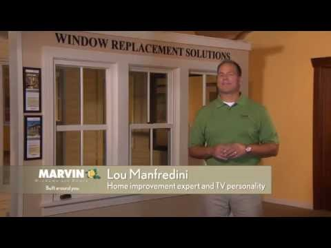 Lou Manfredini talks about what you should look for when shopping for windows for your home in his Windows 101 course. He covers the differences between window styles and features, what you should look for when choosing windows for your home, what to look for in window performance, and how to maximize energy efficiency. Learn more about what makes Marvin windows different. http://www.marvin.com/benefits-features/custom-windows/