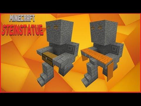 MinecraftIn Minuten Alle Werkzeuge Aus Stein Und Ein Haus - Minecraft hauser aus stein