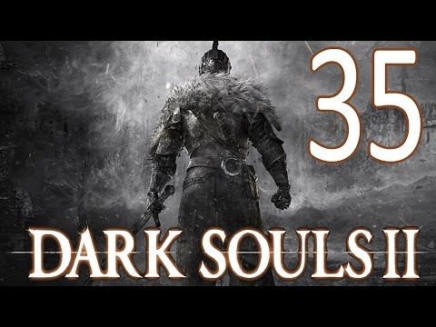 Let's Play Dark Souls 2 Gameplay German Deutsch Part 35 - Sünderhügel
