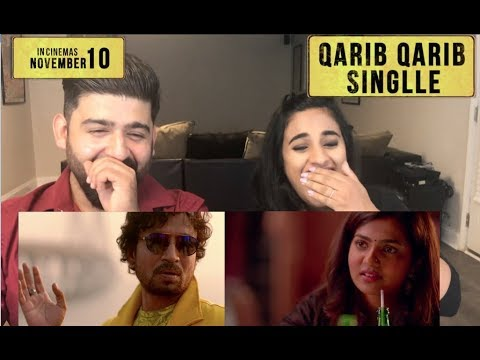 download lagu Qarib Qarib Single Trailer Reaction  Irfan Khan, Parvathy gratis