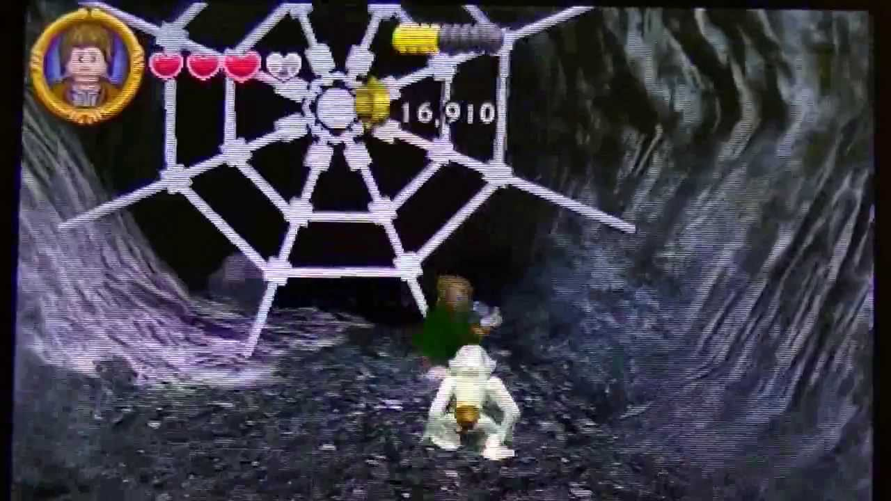 Lego Lord Of The Rings Stuck