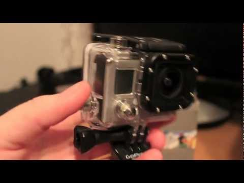 GoPro Hero 3 Silver Edition Unboxing/Review
