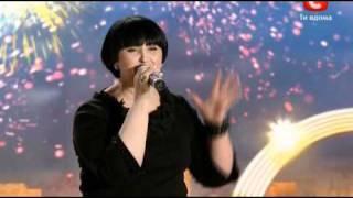 Украина мае талант 3 Ольга Сивакова