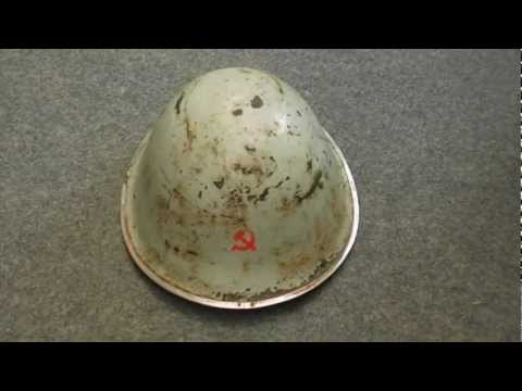 Mark 3 Helmet with Hammer and sickle