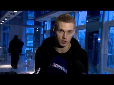 Виталий Буяльский, полузащитник «Динамо». О том, как проводит отпуск