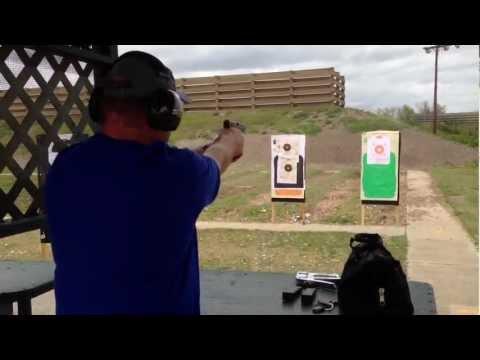 Glock at the Range 3/21/13 #1