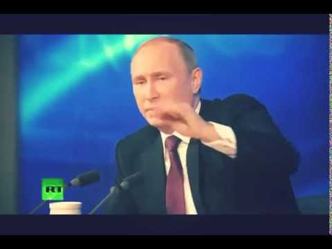 Putin on Ukraine : Kiev is running punitive military operation, not Russia