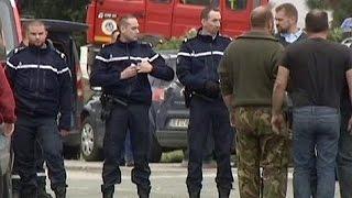 Cuatro muertos y tres heridos graves en un tiroteo en el norte de Francia
