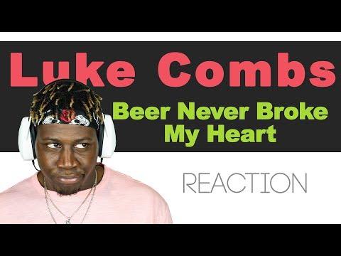 Download Luke Combs  Beer Never Broke My Heart  TM Reacts 2LM Reaction