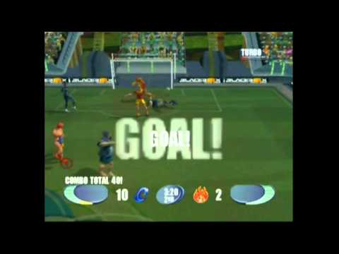 Pento Press Start : Sega Soccer Slam