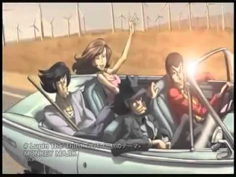 Monkey Majik - Lupin The Third