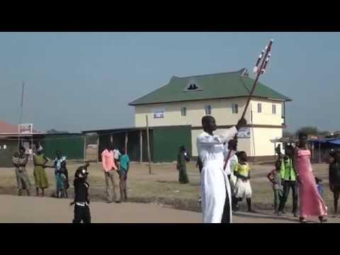 African Christmas - South Sudan 2014