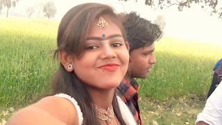 2018 ka  bhojpuri song ka mahurat karte singar (sanoj raj)......