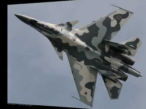 SUKHOI vs stealth